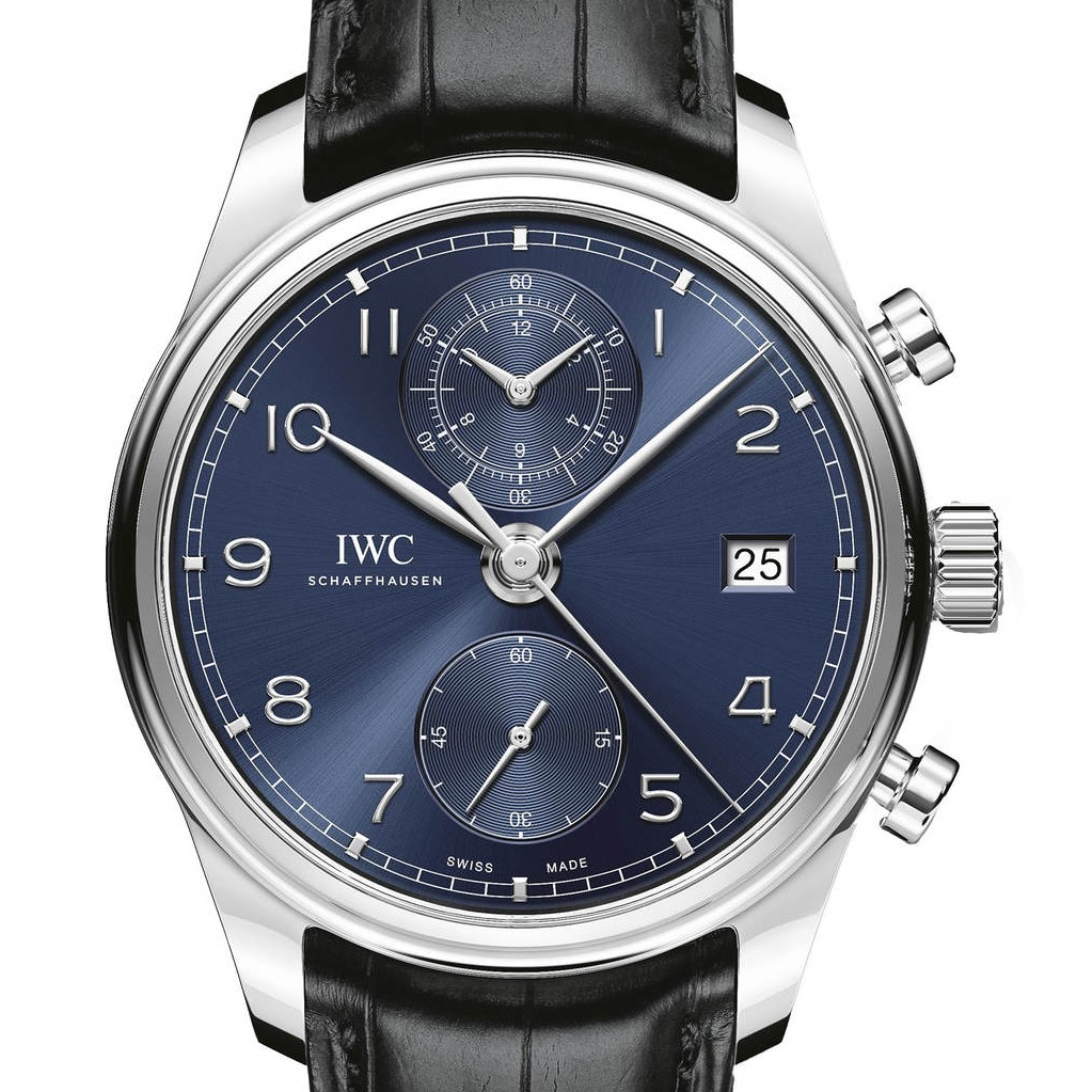 IWC £9,750 inc tax